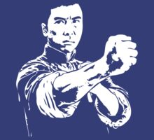 Donnie Yen white by Floris155