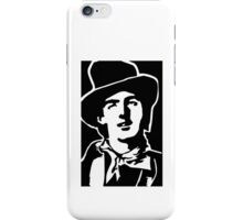 Billy the Kid iPhone Case/Skin