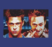 Fight Club Family Inside Edition by JMCSharpieArt
