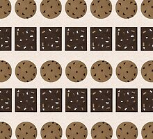 Cookie Monster (Cream) by Sidrah Mahmood