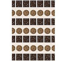 Cookie Monster (Cream) Photographic Print