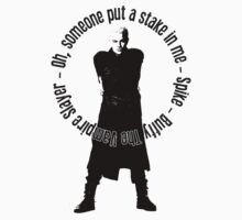 Spike - Put A Stake In Me T-Shirt