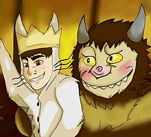 Where The Wild Things Are by ZeroTiger