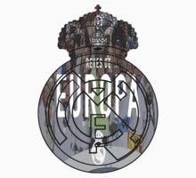 Real Madrid. Reyes de Europa. v2 by omgitzabel