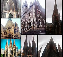 Cathedrals by Tleighsworld