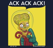 WE CAN ACK ACK ACK by absolemstudio