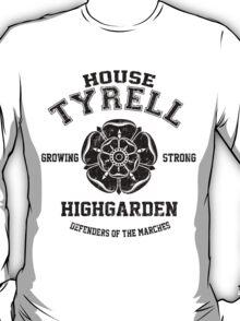 Team Tyrell (Black) T-Shirt
