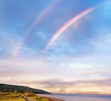 Double Rainbow by 3523studio