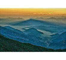 Himalayan Mountain Photographic Print