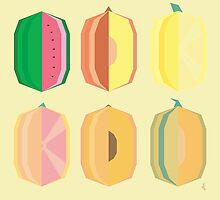 Fruits by Alice Protin
