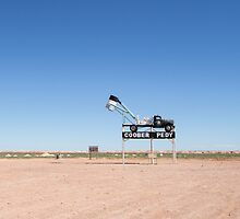 Welcome to Coober Pedy by Linda Lees