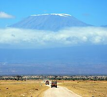 Mount Kilimanjaro by jclumbo