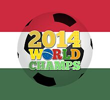 2014 World Champs Ball - Hungary by crouchingpixel