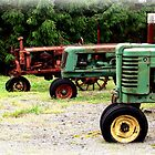 Tractors (retired) by nastruck