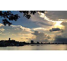 West Lake - Hanoi - Vietnam Photographic Print