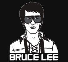 Bruce Lee nunchucks white by Floris155