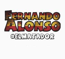Fernando Alonso Kids Clothes