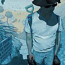 Sand Stealer by AinsleyKnott