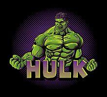 HULK by morlock