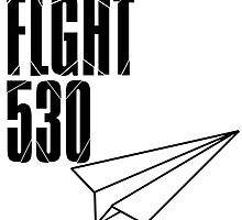 Flight 530: Black by Dianthus