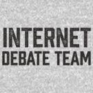 Internet Debate Team by LibertyManiacs