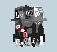 London calling by mangulica