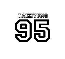 BTS - Taehyung (White Ver.) by hoseok