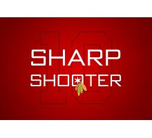 Sharp Shooter Photographic Print