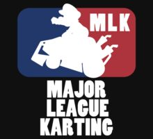 Major League Karting Tee T-Shirt