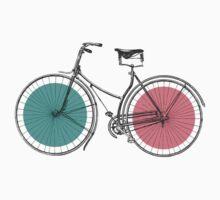 3D Bike T-Shirt