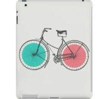 3D Bike iPad Case/Skin