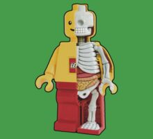 LEGO Figure Anatomy by GrimDork