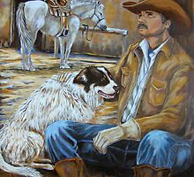 A Cowboy's Top Hands by Susan Bergstrom