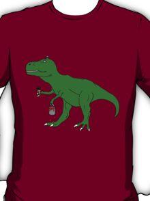Picassosaurus Rex T-Shirt