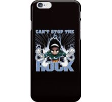 Can't stop the Rock iPhone Case/Skin