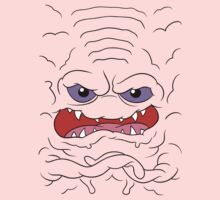 Krang Face by Powder