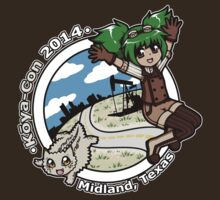 Kōya-Con 2014 Official Shirt by koya-con