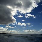 Stormclouds At Burleigh by davidandmandy
