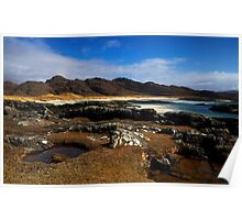Afternoon at Sanna Bay Poster