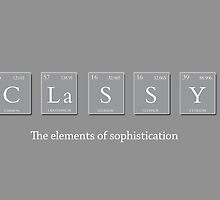 Periodic Elements of Sophistication by Kitty Bitty