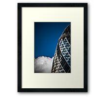 Condensation - London Lights  Framed Print
