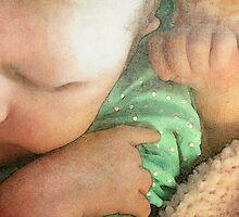 Sleeping Baby by vigor