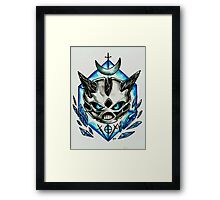 Glalie  Framed Print