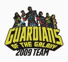 Guardians of the Galaxy 2009 Team by nelder55