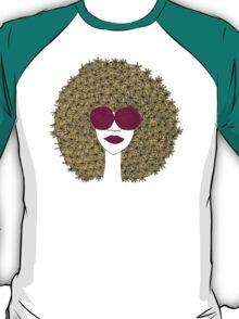Afro girl T-Shirt