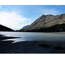 Icefields In Summertime Photographic Print