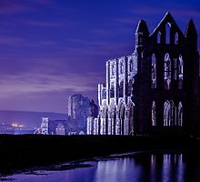Whitby Abbey by Stuart Howard