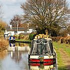 Trent and Mersey Canal, Branston by Rod Johnson