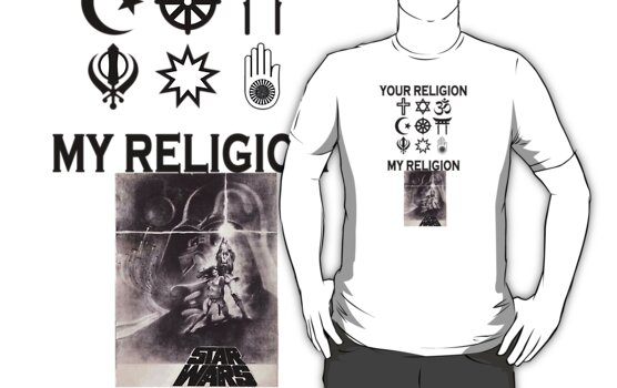 my religion your religion star wars by joba1366