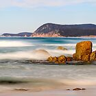 Friendly Beach by Mark Bilham